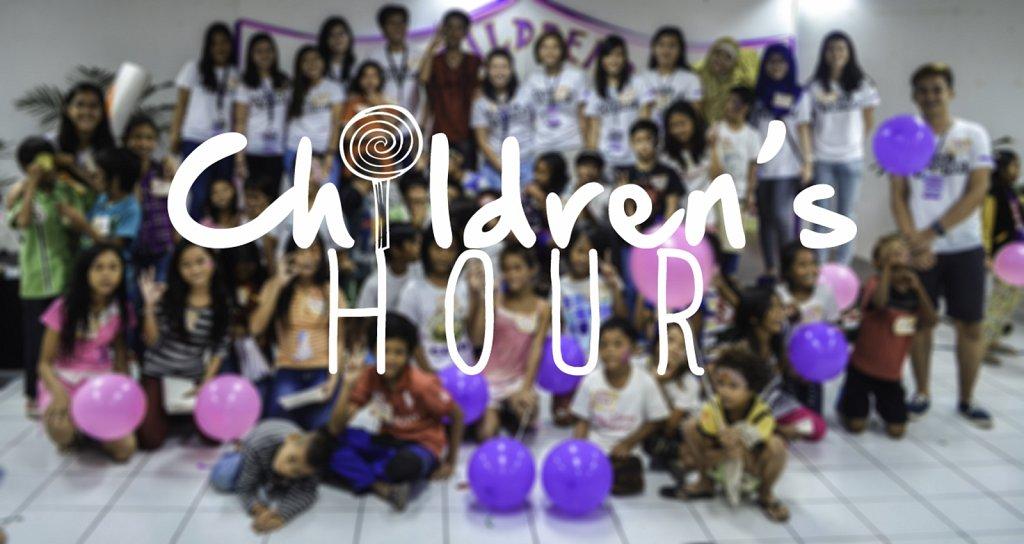 2015-08-14 Children's Hour