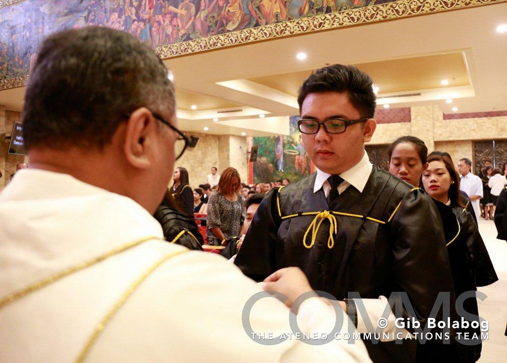 2016-04-01 2nd Baccalaureate Mass