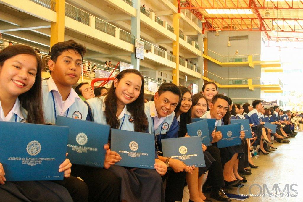 2016-04-05 Junior High School Graduation Ceremony