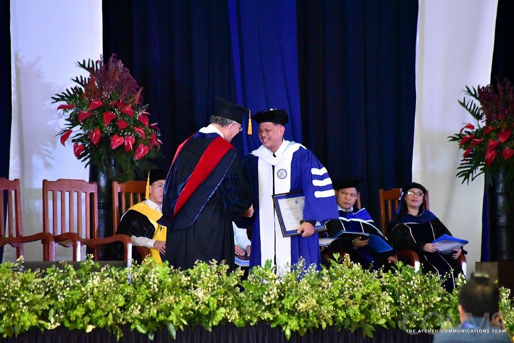 2016-04-02 Bro. Luistro's Message on College Graduation