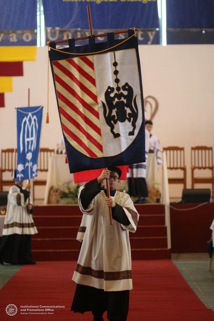 2016-07-29 Feast of St. ignatius Mass