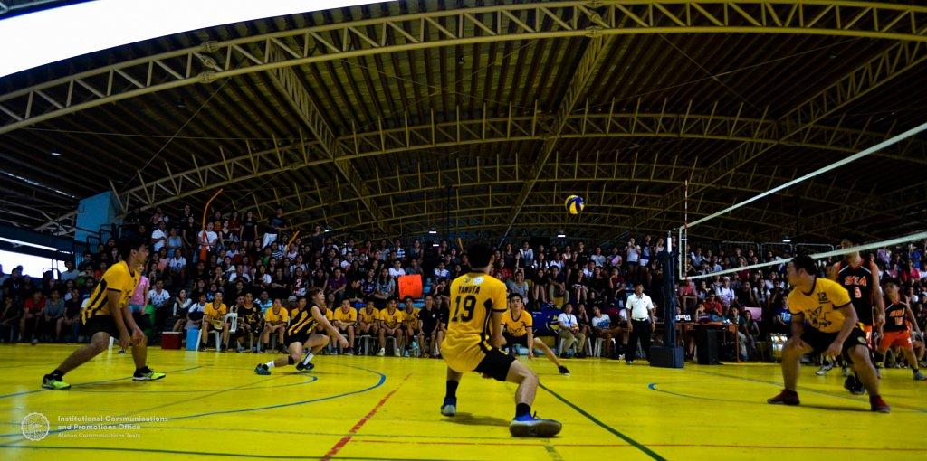 2016-08-13 Volleyball Men's Championship: Accountancy vs. SEA