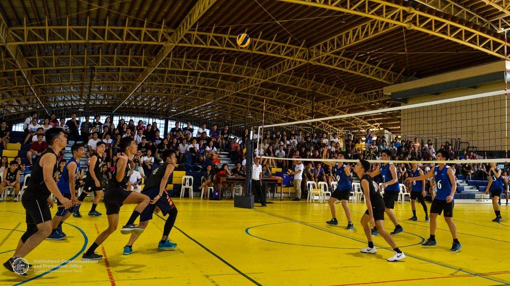 2016-08-13 Volleyball Men's Game: AdDU vs SPC
