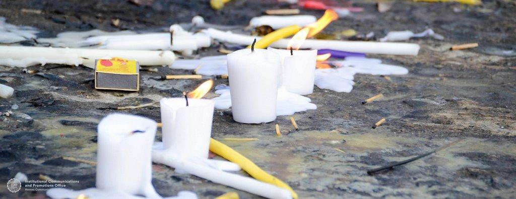 2016-09-05 Community Vigil Prayer