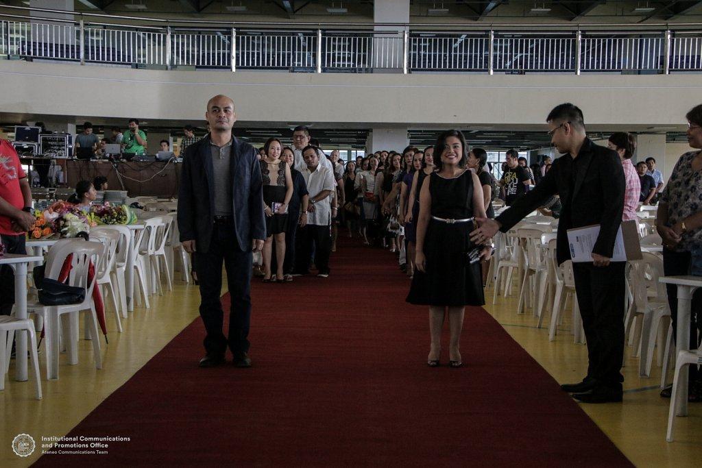 2016-12-16 University Service Awards