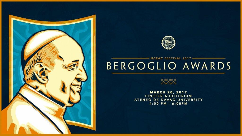 2017-03-02 Bergoglio Awards