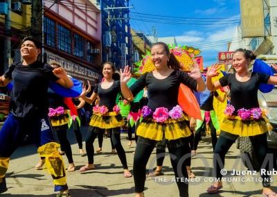 Ateneo Fiesta 2015 Parade4