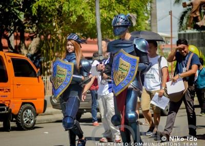 Ateneo Fiesta 2015 Parade6