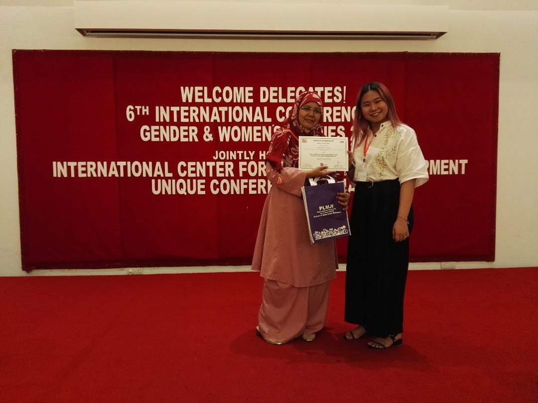 Ateneo de Davao Undergrads Present Research Paper at Kuala Lumpur Conference